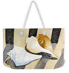 Two Shells Weekender Tote Bag