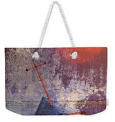 Two Ways Weekender Tote Bag