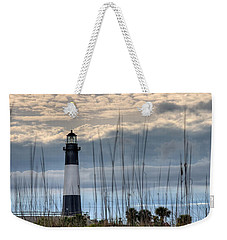 Tybee Light Weekender Tote Bag
