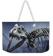 Tyrannosaurus Jane Weekender Tote Bag