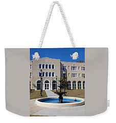 U S M Gulf Coast Hardy Hall Weekender Tote Bag