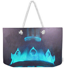 Ufo Dome Weekender Tote Bag by Blue Sky
