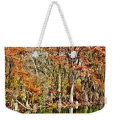 Ultimate Cypress Panoramic Weekender Tote Bag
