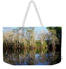 Ultimate Reflection Weekender Tote Bag