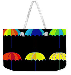 Umbrella Ella Ella Ella Weekender Tote Bag