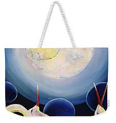 Under The Moonlight Weekender Tote Bag