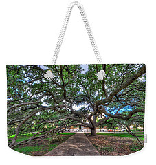 Under The Century Tree Weekender Tote Bag