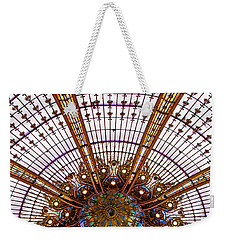 Under The Dome Weekender Tote Bag by Melanie Alexandra Price