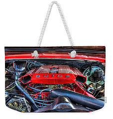 Under The Hood Weekender Tote Bag