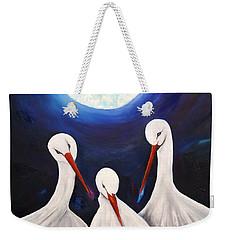 Under The Moonlight - Forever Weekender Tote Bag
