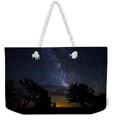 Under The Stars At The Grand Canyon  Weekender Tote Bag