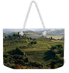 Under The Tuscan Sun Weekender Tote Bag