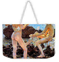 Under The Western Sun Weekender Tote Bag