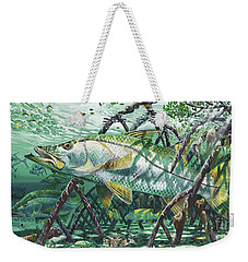 Undercover In0022 Weekender Tote Bag by Carey Chen