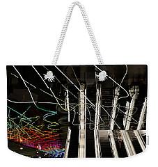 Underground O'hare Weekender Tote Bag