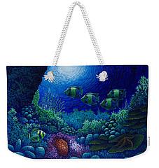 Undersea Creatures Iv Weekender Tote Bag
