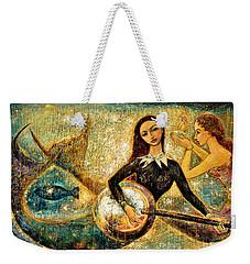 Undersea Weekender Tote Bag