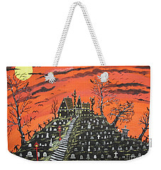 Undertaker's House Weekender Tote Bag