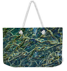 Underwater Roots Weekender Tote Bag