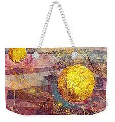 Underwater Universe Weekender Tote Bag