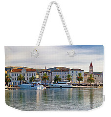 Unesco Town Of Trogit View Weekender Tote Bag by Brch Photography