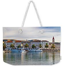 Unesco Town Of Trogit View Weekender Tote Bag