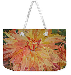 Unfolding Weekender Tote Bag by Tara Moorman