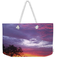 Unforgettable Majestic Beauty Weekender Tote Bag