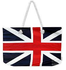 Union Jack Weekender Tote Bag