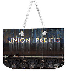 Union Pacific - Big Boy Tender Weekender Tote Bag