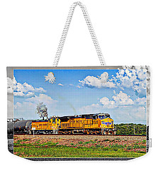 Union Pacific Railroad 2 Weekender Tote Bag