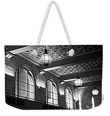 Union Station Balcony - New Haven Weekender Tote Bag