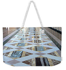 Union Station Ticket Counter Weekender Tote Bag