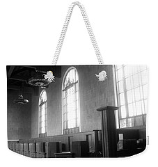 Union Station Ticketing Room Weekender Tote Bag