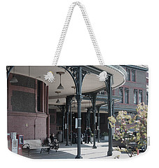 Union Street Station Weekender Tote Bag