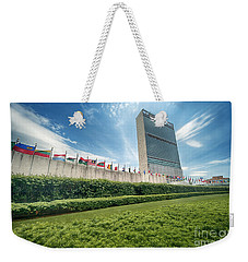 United Nations Weekender Tote Bag