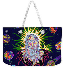 United Planets Of Jesus Christ Weekender Tote Bag