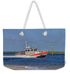 United States Coast Guard Weekender Tote Bag