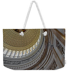 Unites States Capitol Rotunda Weekender Tote Bag