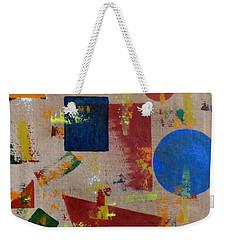 Parameter Weekender Tote Bag