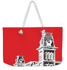 University Of Arkansas - Red Weekender Tote Bag