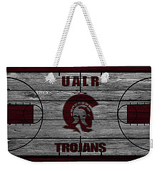 University Of Arkansas At Little Rock Trojans Weekender Tote Bag