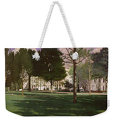 University Of South Carolina Horseshoe 1984 Weekender Tote Bag by Blue Sky