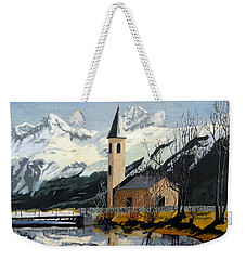 Unknown Place Of Worship Weekender Tote Bag