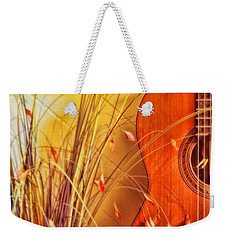 Unplayed Melody Weekender Tote Bag