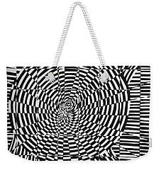 Unraveled Weekender Tote Bag