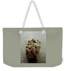 Unshelled Peanuts Weekender Tote Bag