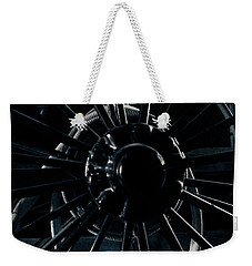 Unspoken Weekender Tote Bag by Jessica Brawley