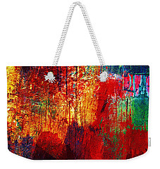 Untamed Colors  Weekender Tote Bag