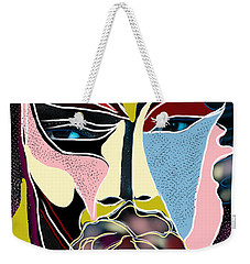 Untitled # 2 Weekender Tote Bag